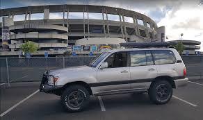 lexus lx470 tires arb 44 x 44 roof basket google search land cruiser lx 470