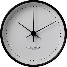beautiful ideas black and white wall clock nice design koppel 22
