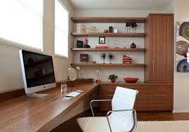 Office Desk Storage Modern Home Office With Built In Desk Storage Modern Home