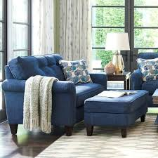 navy blue chair and ottoman blue chair with ottoman oversized chair and ottoman set navy blue
