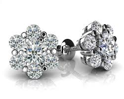 stud diamond earrings buy diamond stud earrings diamond studs