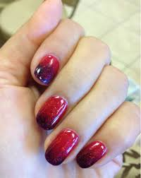scarlet stars by perfect match mood color changing gel nail