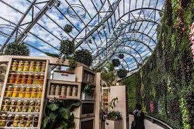 Botanical Garden Sydney by The Calyx Sydney Royal Botanic Gardens Edge Architectural