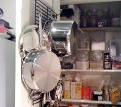 kitchen storage ideas for pots and pans 5 diy pot racks cookware storage ideas bob vila