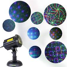 remote control christmas lights motion 8 patterns in 1 ledmall rgb outdoor garden laser christmas
