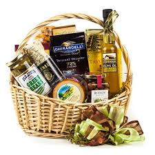 sausage gift baskets sausage and olive gift basket