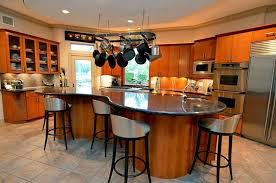 shaped kitchen islands momentous kidney shaped kitchen island with undermount stainless