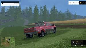 94 Ford Diesel Truck - ford f450 dually diesel platinum edition mod farming simulator