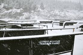 winter is here cypress mountain resort