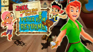 jake land pirates peter pan returns disney