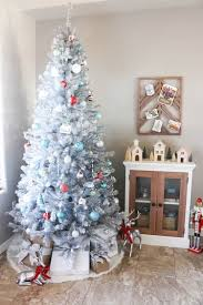 vintage christmas tree vintage christmas tree makeover the home depot