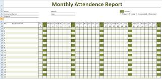 Attendance Spreadsheet Employee Attendance Sheet Tracker Top Form Templates Free