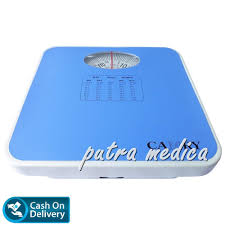 Timbangan Berat Badan Herbalife timbangan alat ukur kadar lemak lazada co id