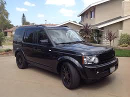 black land rover lr4 2013 land rover lr4 hse for sale 42 500 land rover forums