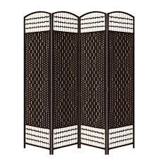 2 panel room divider ore international room dividers home accents the home depot