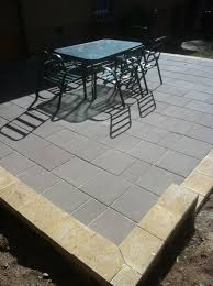 Snap Together Patio Pavers by Www Pavingcanberra Com Paved Patio Area Paving Product 400 X 400