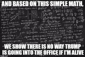 Meme Generator Upload Own Image - hard math meme generator imgflip