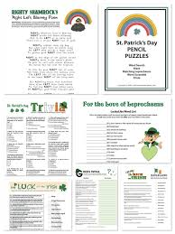 st patrick u0027s day party planning ideas and supplies irish theme