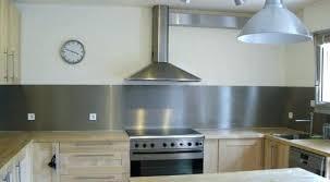 tole inox pour cuisine plaque en inox pour cuisine plaque protection cuisine tole inox