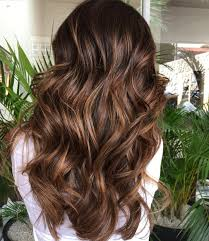 blonde hair with mocha lowlights 60 chocolate brown hair color ideas for brunettes