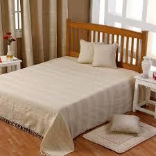 boutis canapé jeté de lit ou de canapé rajput tissé naturel 250 x 355