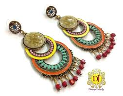 funky earrings be your own designer with funky earrings styleskier
