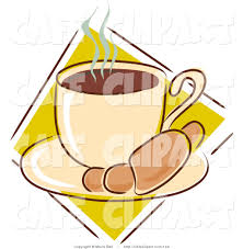 espresso coffee clipart royalty free saucer stock cafe designs