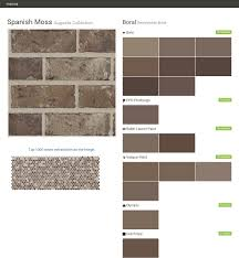 spanish moss augusta collection residential brick boral