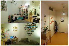dorm room arrangement student residences auc