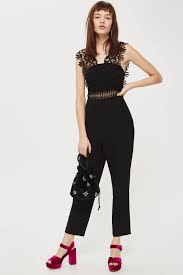 topshop jumpsuit lace jumpsuit topshop europe