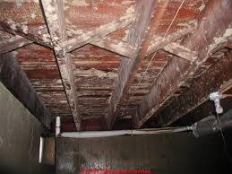 how to clean mold on building framing lumber or plywood sheathing