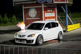 mazdaspeed sponsored cars gallery