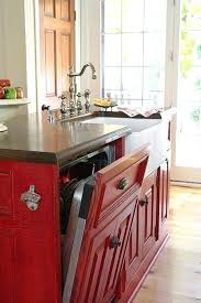 kitchen island with dishwasher dishwasher island cabinet best dishwasher cabinet ideas on kitchen