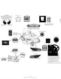 troy bilt 13aaa1kt066 tb2246 2015 parts diagrams