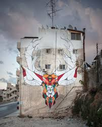 discover jordan top 8 beautiful murals street art the deer