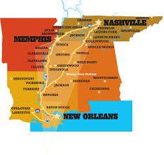 Nashville On Map Americana Music Triangle