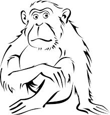 zodiac year of the monkey tattoo stencil tattoo ideas