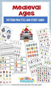 pattern practice games miniature masterminds