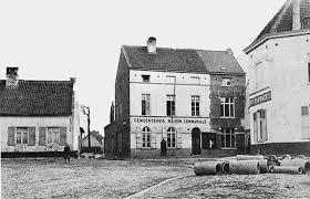 bureau de poste evere histoire de la commune d evere wikiwand