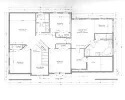 Rambler House by One Floor House Plans With Walkout Basement Home Design Inspirations