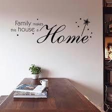 Popular Family Dining RoomBuy Cheap Family Dining Room Lots From - Family room wall decals