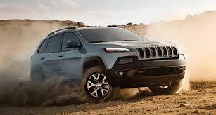 cherokee jeep 2016 2016 jeep cherokee designed for on and off road performance