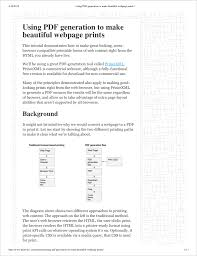 Best Resumes 2014 by Hp Developer Portal Printing With Css And Media Queries