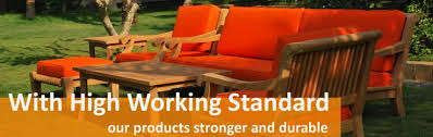 Wholesale Teak Patio Furniture Indonesia Teak Garden Outdoor Furniture Manufacturer Export