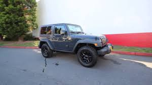 jeep rhino color 2017 2016 jeep wrangler sport willys wheeler 4x4 rhino clear coat