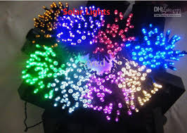 solar led christmas lights outdoor 21m 200 led white solar string fairy lights outdoor waterproof