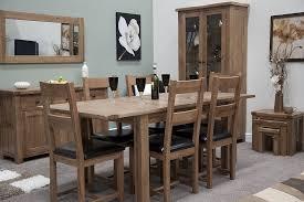 tilson solid rustic oak dining living room furniture large storage