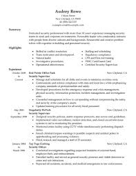 Sample Resume For Food Server by Sample Resume For Customer Service Supervisor Free Resume