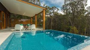 luxury holiday accommodation in south coast nsw