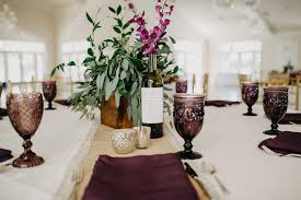 plum wedding rustic plum wedding lange farm dade city after